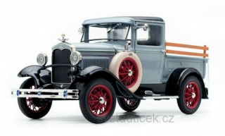 Ford Model A Pick-Up 1931 grey/black 1:18 Sun Star