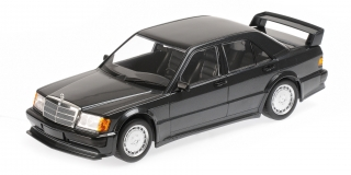 Mercedes-Benz 190E 2.5-16 EVO 1 blue-black metallic 1:18 Minichamps
