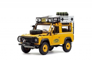 Land Rover 90 Camel Trophy Borneo 1985 1:18 Almost Real