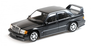 Mercedes-Benz 190E 2.5 16 EVO 2 blue-black metallic 1:18 Minichamps