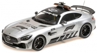 Mercedes-AMG GT R Safety Car F1 2019 1:18 Minichamps