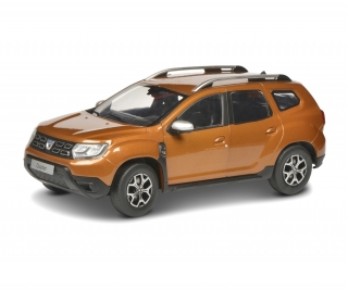 Dacia Duster MK2 2018 atacama orange 1:18 Solido