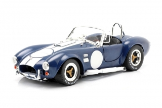 Shelby Cobra 427 S/C 1965 blue 1:18 Shelby Collectibles