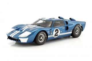 Ford GT40 MK II #2 Grant/Gurney 12h Sebring 1966 1:18 Shelby Collectibles