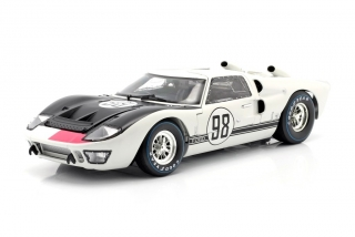 Ford GT40 MK II #98 Miles/Ruby Winner 24h Daytona 1966 1:18 Shelby Collectibles