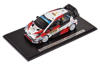 Toyota Yaris WRC #8 Winner Germany 2018 Toyota Gazoo Racing 1:43 Spark