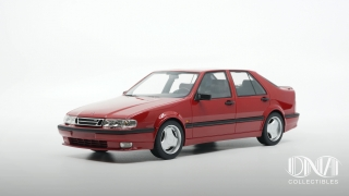 Saab 9000 Aero 1995 red 1:18 DNA Collectibles