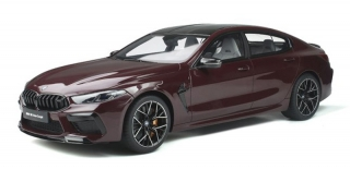 BMW M8 Gran Coupe 2020 ametrin metallic 1:18 GT Spirit