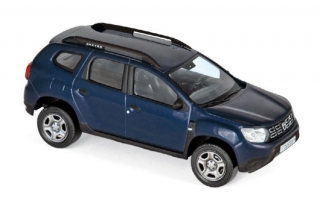 Dacia Duster 2018 navy blue 1:43 Norev