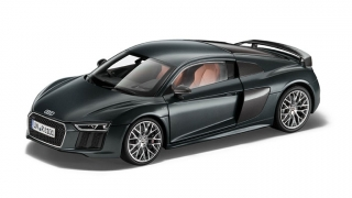 Audi R8 Coupe green matt 1:18 Kyosho