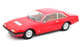 Ferrari 365 GT4 2+2 1972 red 1:18 KK Scale