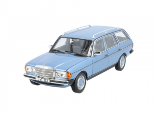 Mercedes-Benz 200 T-Modell S123 1980-1985 blue 1:18 Norev