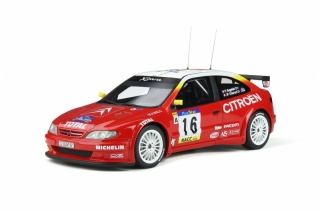Citroen XSara Kit Car #16 P.Bugalski Catalunya 1999 1:18 OttOmobile
