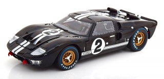 Ford GT 40 MK II #2 McLaren/Amon Winner Le Mans 1966 1:18 Shelby Collectibles