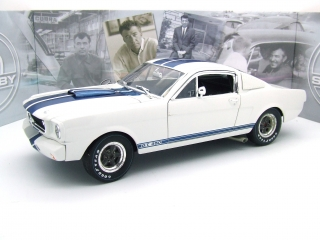 Shelby GT 350R 1965 1:18 Shelby Collectibles