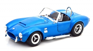 Shelby Cobra 427 Super Snake Year 1966 blue 1:18 Shelby Collectibles