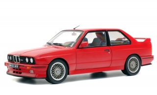 BMW M3 E30 Sport Evo 1990 red 1:18 Solido
