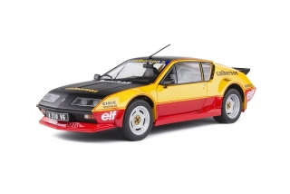 Alpine A310 Pack GT Calberson Evocation 1983 1:18 Solido