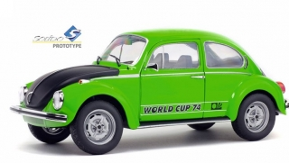 VW Beetle 1303 S 1974 green 1:18 Solido