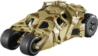 Batman Batmobile Tumbler Camouflage Deco *the Dark Knight Rises* 1:18 HotWheels
