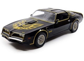 Pontiac Trans Am *Artisan Collection* 1977 black/gold 1:18 Greenlight