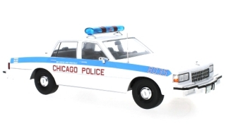 Chevrolet Caprice Chicago Police Department 1987 1:18 MCG Modelcar Group