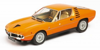 Alfa Romeo Montreal 1970 orange 1:18 KK Scale