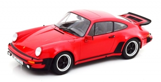 Porsche 911 930 3.0 Turbo 1976 red 1:18 KK Scale