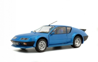 Alpine A310 Pack GT 1983 blue 1:18 Solido
