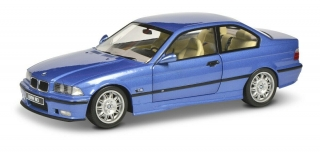 BMW E36 Coupe M3 1992 blue 1:18 Solido