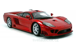 Saleen S7 Twin Turbo red metallic 1:12 Motor Max