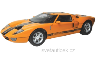 Ford GT Concept yellow 1:12 Motor Max