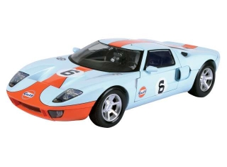 Ford USA GT40 #6 Gulf Oil 1968 1:12 Motor Max