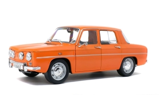 Renault 8 Gordini TS 1967 orange 1:18 Solido