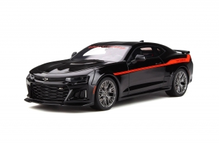 "Hennessey Camaro ZL1 ""The Exorcist"" 2017 black 1:18 GT Spirit"
