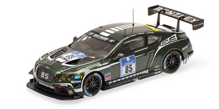 Bentley GT3 ADAC 24h Nűrburgring # 85 1:43 Almost Real