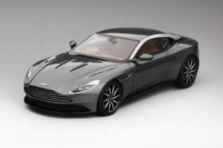 Aston Martin DB11 2017 magnetic silver 1:18 TopSpeed Models