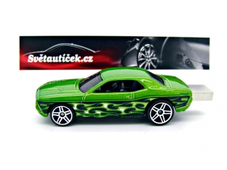 USB Flash disk Dodge Challenger Concept zelená  16GB