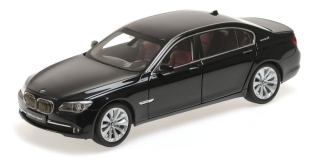 BMW 7 Active Hybrid 2009 black 1:18 Kyosho