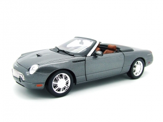 Ford Thunderbird 2007 grey 1:18 Beanstalk Group
