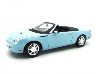 Ford Thunderbird 2007 blue 1:18 Beanstalk Group