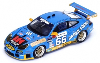 Porsche 911 GT3 RS #66 Winner 24h of Daytona 2003 1:43 Spark