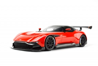 Aston Martin Vulcan coupe 2015 red 1:18 Fronti-Art AvanStyle