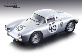 Porsche 550 Coupe Carrera #45 15th Le Mans 1953 1:18 Tecnomodel