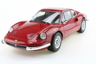 Ferrari Dino 246 GT red 1:12 Top MarquesDino 246 GT red 1:12 Top Marques
