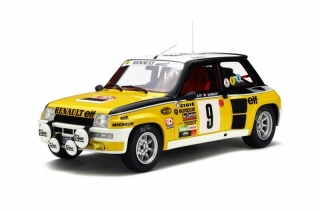 Renault R5 Turbo Groupe 4 Monte Carlo 1981 1:12 OttOmobile