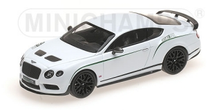 Bentley GT3-R 2015 white 1:43 Almost Real