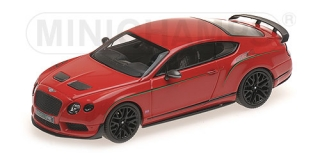 Bentley GT3-R 2015 red 1:43 Almost Real