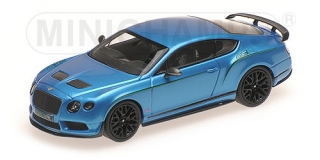 Bentley GT3-R 2015 blue 1:43 Almost Real