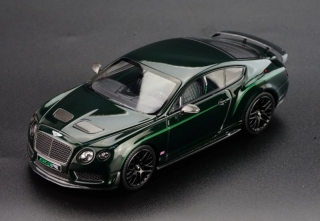 Bentley GT3-R 2015 green 1:43 Almost Real